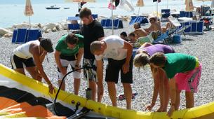 Kitesurfing-Lake Garda-Kitesurfing courses in Tignale, Lake Garda-5