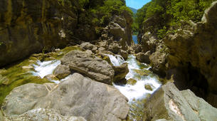 Canyoning-Omis-Cetina River Canyon in Omis-6