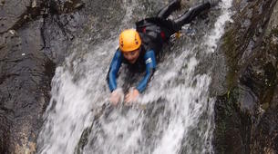 Canyoning-Prades-Canyon des Gorges de Taurinya, près de Prades-2