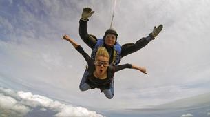 Skydiving-Maubeuge-4000m Tandem Parachute Jump in Maubeuge-1