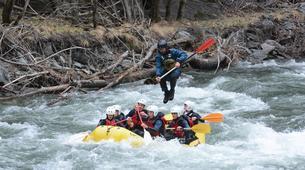 Rafting-Llavorsí-Rafting on the Noguera Pallaresa River in Catalonia-6