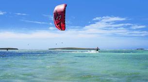 Kitesurfing-Babaomby-Downwind sur la Mer d'Émeraude à Madagascar-3