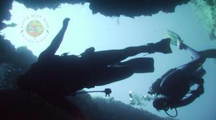 Scuba Diving-Zakynthos (Zante)-Guided adventure dives in Zante, Greece-3