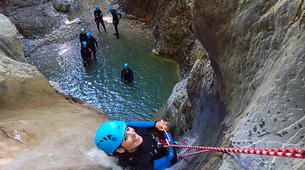 Canyoning-Annecy-Canyon Découverte ou Sportif d'Angon à Annecy-3