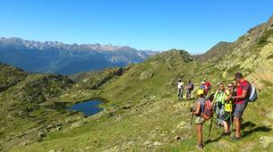 Hiking / Trekking-Spanish Catalan Pyrenees-Guided trekking tour around the natural parks of the Catalan Pyrenees-3