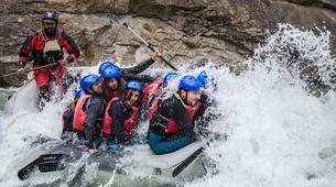 Rafting-Murillo de Gallego-Rafting activity on the Gallego River in Murillo de Gallego-4