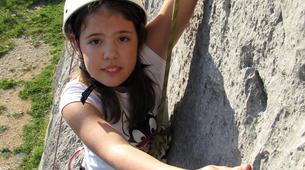 Rock climbing-Omis-Rock climbing in Omis, Dalmatia-1