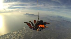 Skydiving-Amalfi Coast-Tandem skydive from 4500m over the Amalfi Coast near Naples-2