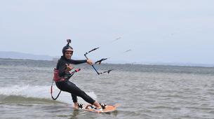 Kitesurfing-Punta Trettu-Kitesurfing Lessons and Courses in Punta Trettu-3