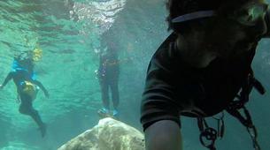 Canyoning-Cordoba-Initiation canyon Genilla in Priego de Cordoba-5