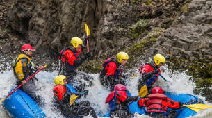 Rafting-Northeastern Region of Iceland-Whitewater excursion down the East Glacial River, Northeastern Region of Iceland-5