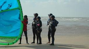 Kitesurf-Normandie-Cours de kitesurf à Cabourg-4