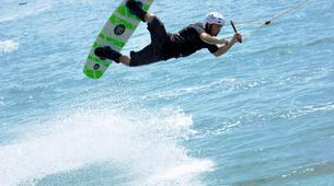 Wakeboarding-Benidorm-Wakeboarding session (4 towers cable) in Benidorm, Costa Blanca-1
