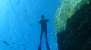 Apnée-Cinque Terre-Spearfishing SSI courses in Cinque Terre-3