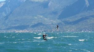 Kitesurfing-Lake Garda-Kitesurfing courses in Tignale, Lake Garda-4