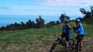 VTT-Maïdo, Saint-Paul-Descente VTT du Mont Maïdo, Ile de la Réunion-5