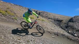 VTT-Les Deux Alpes-Perfectionnement VTT de descente aux 2 Alpes-2
