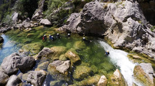 Canyoning-Omis-Cetina River Canyon in Omis-3