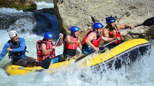 Rafting-Murillo de Gallego-Rafting activity on the Gallego River in Murillo de Gallego-1