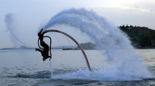 Flyboard / Hoverboard-Lac de Garde-Try flyboarding in Tignale, Lake Garda-3