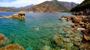 Plongée sous-marine-Porto Ota-Plongée Exploration à Porto, Corse-1
