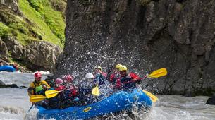Rafting-Nord-Ouest de l'Islande-3 Day rafting trip down the East Glacial River, Northwestern Region of Iceland-4