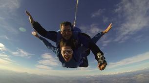 Parachutisme-Cannes-Saut en Parachute Tandem de 4000m à Cannes-1