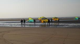 Kitesurf-Normandie-Cours de kitesurf à Cabourg-7
