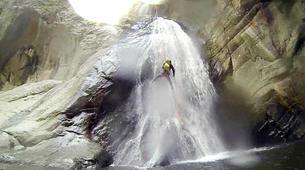 Canyoning-Prades-Canyon Sportif du Llech, près de Prades-1
