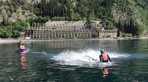 Flyboard / Hoverboard-Lac de Garde-Try flyboarding in Tignale, Lake Garda-2