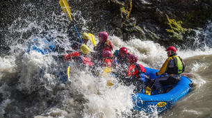 Rafting-Northeastern Region of Iceland-Whitewater excursion down the East Glacial River, Northeastern Region of Iceland-1