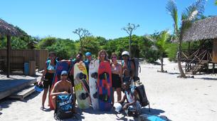 Kitesurfing-Sakalava Bay-Location Equipement Kitesurf dans la Baie de Sakalava à Madagascar-1