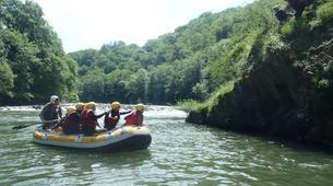 Rafting-Biarritz-Descente en Rafting de la Nive près de Biarritz-4