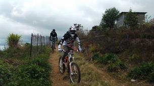 Vélo de Descente-La Réunion-Descente VTT du Mont Maïdo, Ile de la Réunion-2