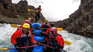 Rafting-Nord-Ouest de l'Islande-3 Day rafting trip down the East Glacial River, Northwestern Region of Iceland-2