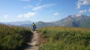Vélo de Descente-Les Deux Alpes-Initiation au VTT de descente aux 2 Alpes-4
