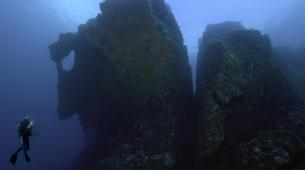 Plongée sous-marine-Porto Ota-Plongée Exploration à Porto, Corse-2