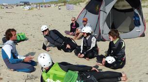 Kitesurfen-Schouwen-Duiveland-Kitesurfing lessons near Rotterdam-2