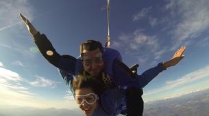 Parachutisme-Cannes-Saut en Parachute Tandem de 4000m à Cannes-3