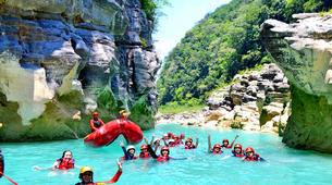 Canyoning-Huasteca Potosina-Extreme adventurous trip in the Huasteca Potosina of Mexico-4