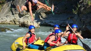 Rafting-Murillo de Gallego-Rafting activity on the Gallego River in Murillo de Gallego-2