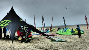 Kitesurfen-Schouwen-Duiveland-Kitesurfing lessons near Rotterdam-3
