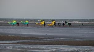 Kitesurf-Normandie-Cours de kitesurf à Cabourg-5