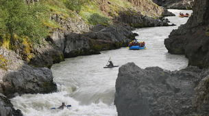 Rafting-Northwestern Region of Iceland-Extreme rafting down the East Glacial River, Northwestern Region of Iceland-7
