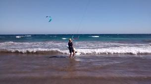 Kitesurfing-Las Palmas de Gran Canaria-Group and semi-private kitesurfing lessons in Las Palmas de Gran Canaria-1