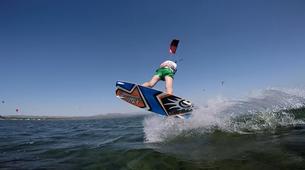 Kitesurfing-Cagliari-Kitesurfing lessons and courses near Cagliari, Sardinia-1