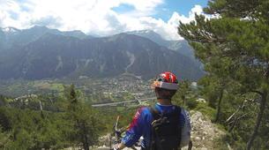 Vélo de Descente-Alpe d'Huez Grand Domaine-Stage de VTT de Descente à l'Alpe d'Huez-6