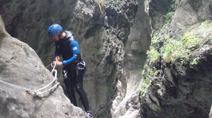 Canyoning-Spanish Catalan Pyrenees-2 Day Rafting and Canyoning trip in the Spanish Catalan Pyrenees-4