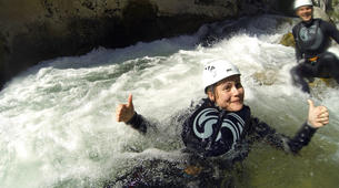Canyoning-Omis-Cetina River Canyon in Omis-4