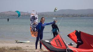 Kitesurfing-Cagliari-Kitesurfing lessons and courses near Cagliari, Sardinia-3